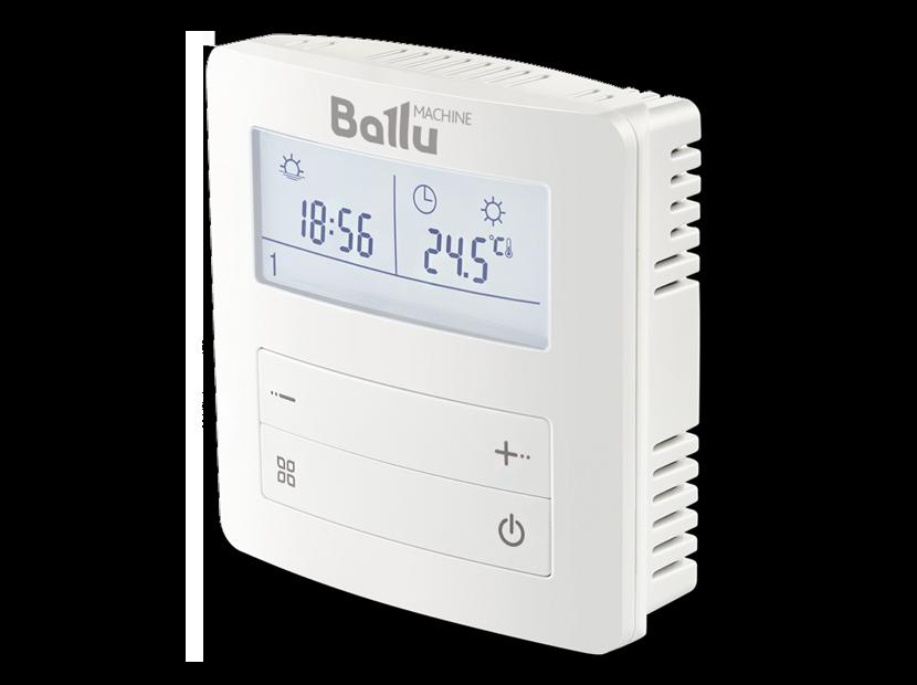 Цифровой программируемый термостат Ballu BDT-2