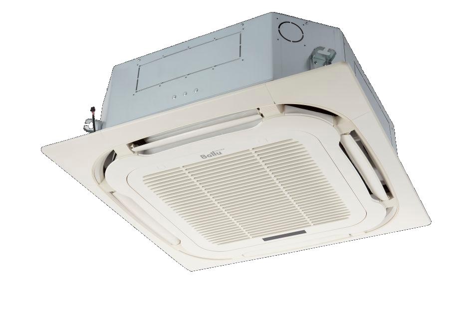 Комплект Ballu Machine BLC_C-24HN1_19Y полупромышленной сплит-системы