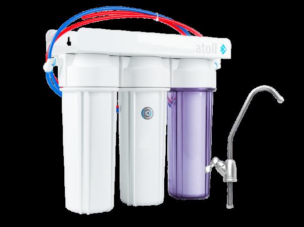 Проточный питьевой фильтр Atoll D-31 (Патриот)