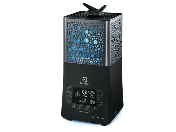 Ультразвуковой увлажнитель воздуха ecoBIOCOMPLEX Electrolux EHU-3810D YOGAhealthline