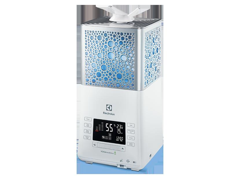 Ультразвуковой увлажнитель воздуха ecoBIOCOMPLEX Electrolux EHU-3815D YOGAhealthline