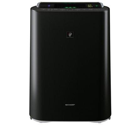 Очиститель-увлажнитель воздуха Sharp KCD41RB (черный)