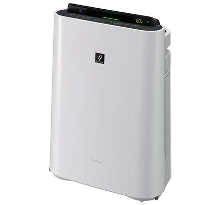 Очиститель-увлажнитель воздуха Sharp KCD51RW (белый)