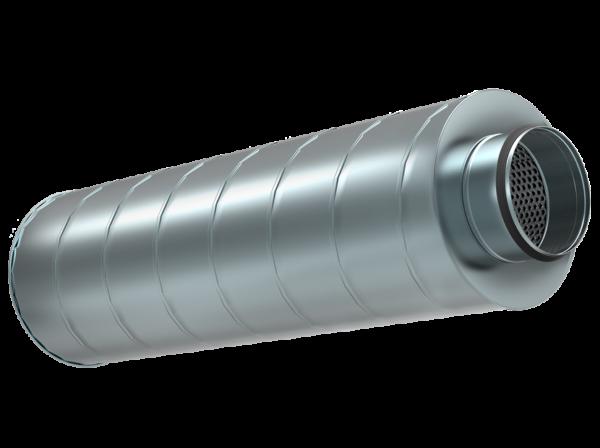 Шумоглушитель Shuft SCr 125/600