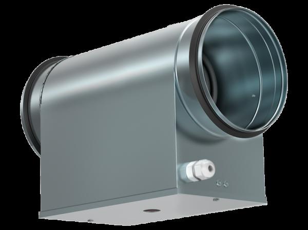 Электрический нагреватель для круглого канала EHC 250-9