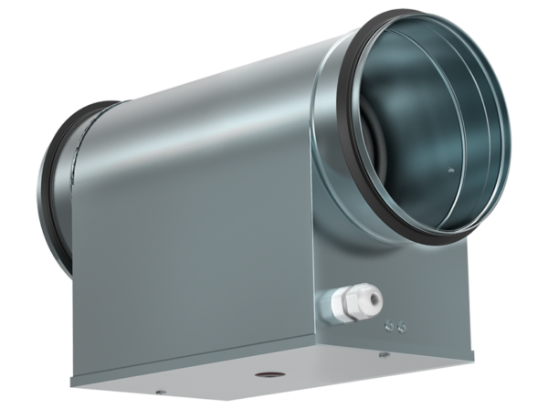 Электрический нагреватель для круглого канала EHC 160-6