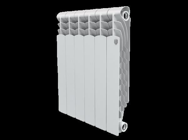 Радиатор алюминиевый Royal Thermo Revolution 350 - 4 секц.