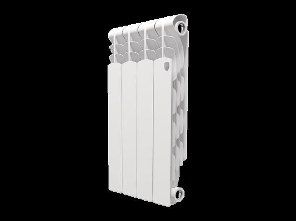 Радиатор алюминиевый Royal Thermo Revolution 500 - 4 секц.