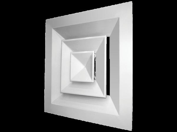 Потолочная решетка Shuft 4 CA 300*300