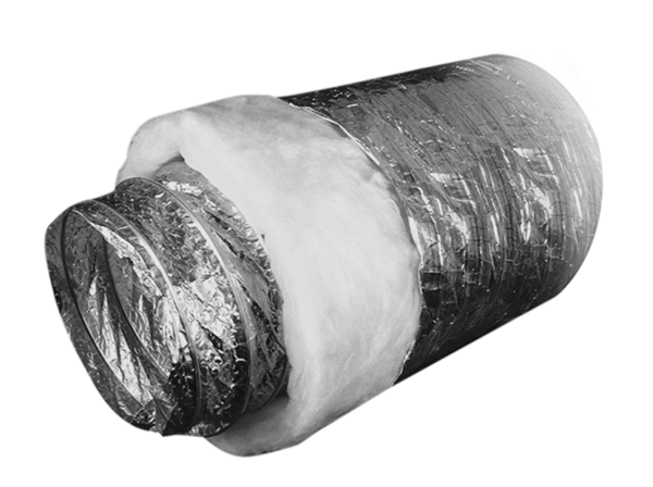 Воздуховод теплоизолированный Ballu Machine ISOBFA 203мм х10 м