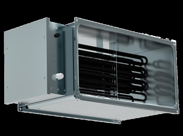 Нагреватель электрический для прямоугольных каналов EHR 500*250-22