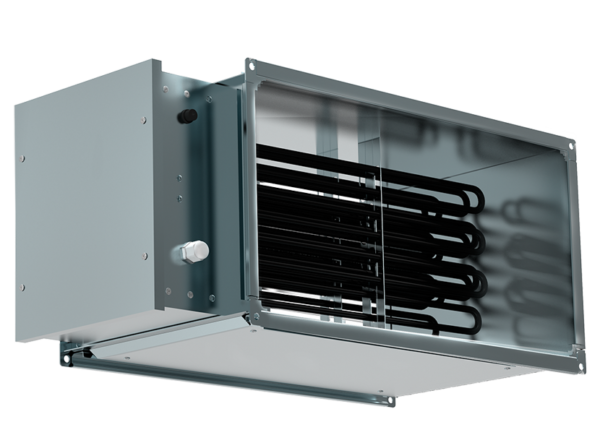 Нагреватель электрический для прямоугольных каналов EHR 500*300-15