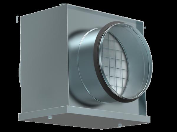 Фильтр-бокс (корпус с материалом) Shuft FBCr 500