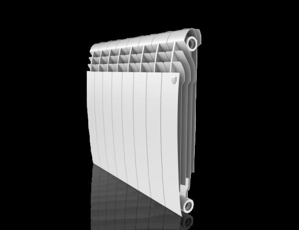 Радиатор Royal Thermo BiLiner 500 Bianco Traffico - 8 секц.