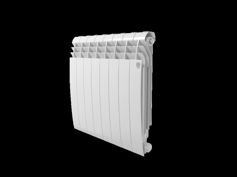 Радиатор алюминиевый Royal Thermo Biliner Alum 500 - 8 секц.
