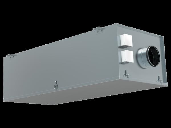Установка приточная компактная моноблочная CAU 2000/3-9