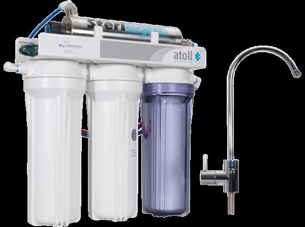 Проточный питьевой фильтр Atoll D-31u STD