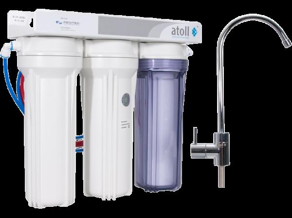 Проточный питьевой фильтр Atoll D-31shu STD