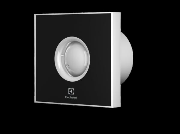 Вентилятор вытяжной Electrolux серии Rainbow EAFR-100 black
