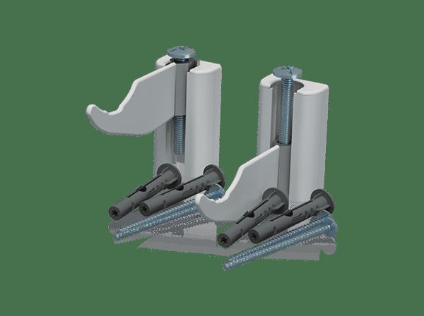 Монтажные комплекты для радиаторов