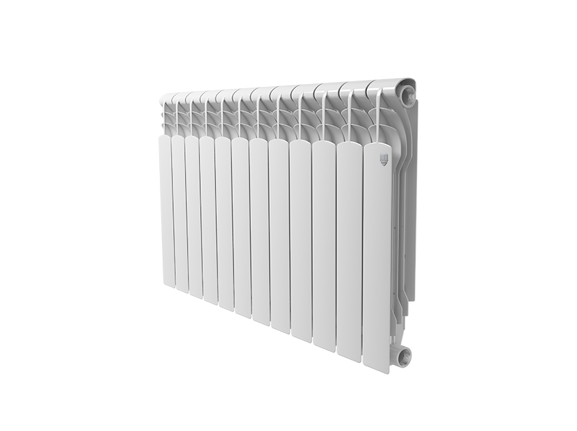 Радиатор биметалл Royal Thermo Revolution Bimetall 500 – 12 секц.