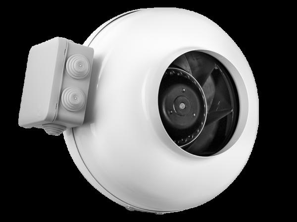 Вентилятор канальный круглый Shuft Tube 200 XL