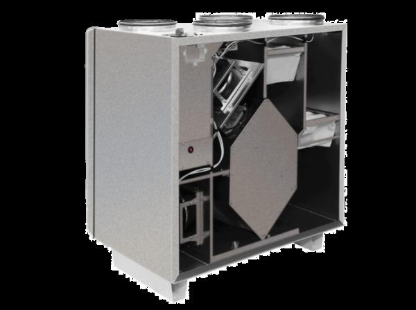 Установка приточно-вытяжная Shuft UniMAX-P 1500 VE