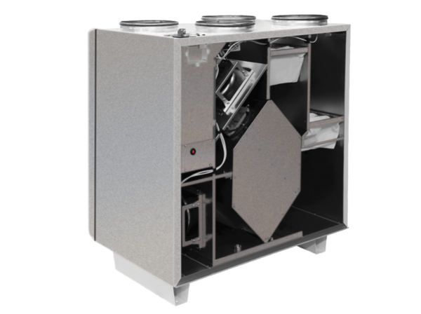 Установка приточно-вытяжная Shuft UniMAX-P 800 VE