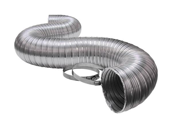 Воздуховод полужесткий ПВ 406мм