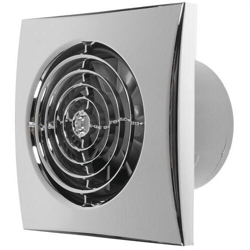 Эковент AURA 4C Chrome вентилятор вытяжной