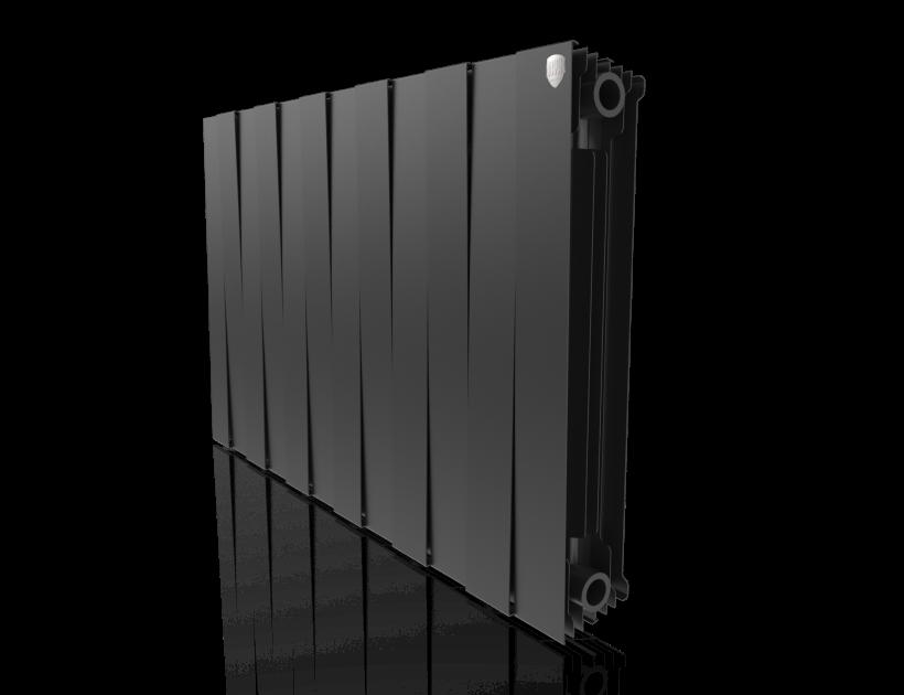 Радиатор биметалл Royal Thermo PianoForte 500 Noir Sable - 12 секц.