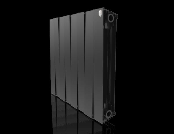 Радиатор биметалл Royal Thermo PianoForte 500 Noir Sable - 8 секц.