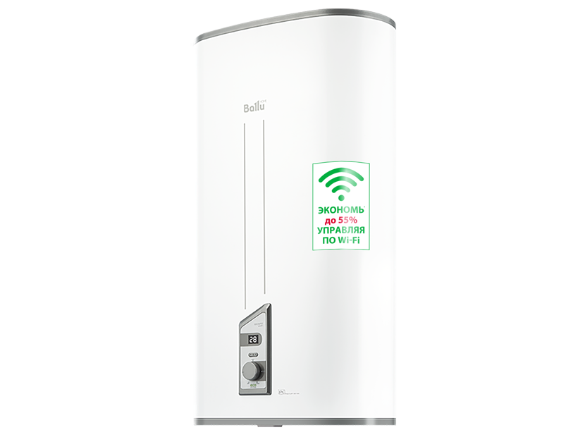 Ballu BWH/S 100 Smart WiFi водонагреватель