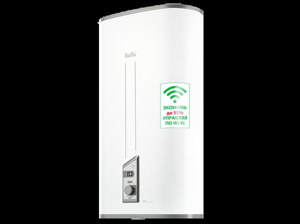 Ballu BWH/S 80 Smart WiFi водонагреватель