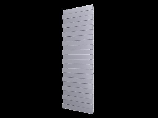 Радиатор биметалл Royal Thermo PianoForte Tower Silver Satin - 22 секц.