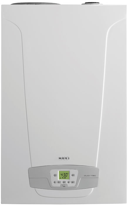 Котел газовый Baxi NUVOLA DUO-TEC+ 33 GA