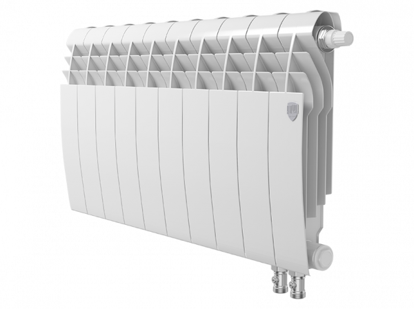 Радиатор биметалл Royal Thermo BiLiner 350 /Bianco Traffico VDR - 10 секц.