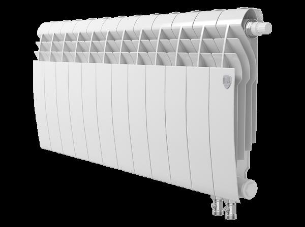 Радиатор биметалл Royal Thermo BiLiner 350 /Bianco Traffico VDR - 12 секц.