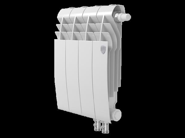 Радиатор биметалл Royal Thermo BiLiner 350 /Bianco Traffico VDR - 4 секц.