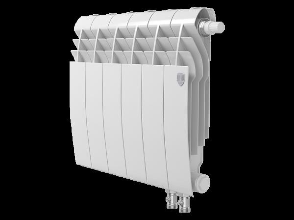 Радиатор биметалл Royal Thermo BiLiner 350 /Bianco Traffico VDR - 6 секц.