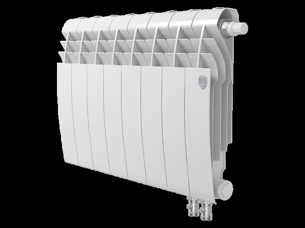 Радиатор биметалл Royal Thermo BiLiner 350 /Bianco Traffico VDR - 8 секц.