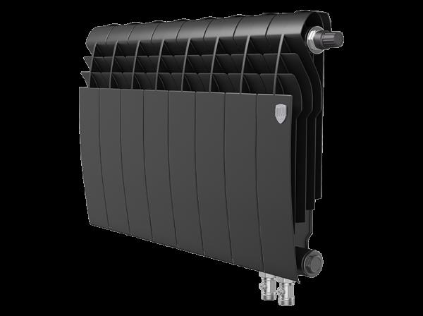 Радиатор биметалл Royal Thermo BiLiner 350 /Noir Sable VDR - 8 секц.