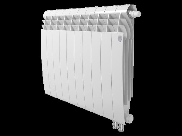 Радиатор биметалл Royal Thermo BiLiner 500 /Bianco Traffico VDR - 10 секц.
