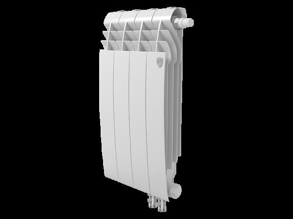 Радиатор биметалл Royal Thermo BiLiner 500 /Bianco Traffico VDR - 4 секц.